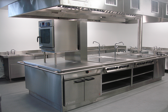 Article | Bespoke Kitchen Fabrication