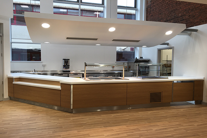 Article | Bespoke Servery Counters