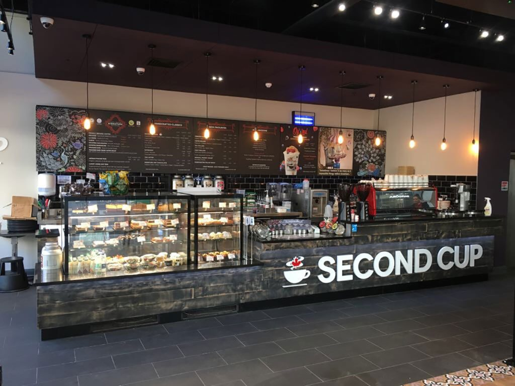 Second Cup Coffee