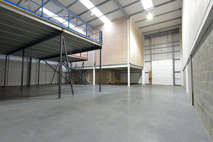 Growth | Increasing Shop Floor Space