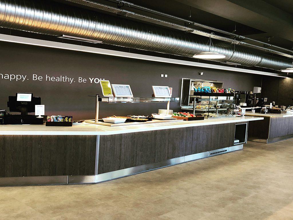 Staff Restaurant – Cheshire